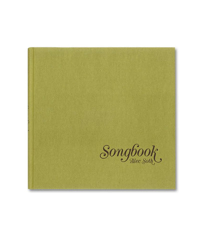 Alec Soth - Songbook *Signed
