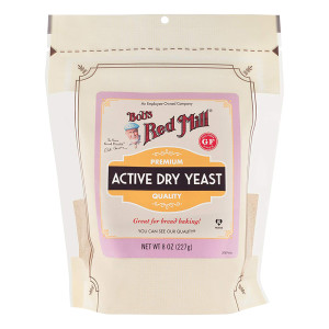 Active Dry Yeast, 8oz.