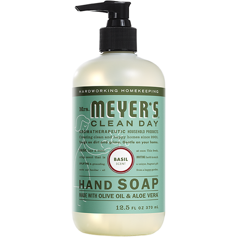 Meyer's Hand Soap, Basil