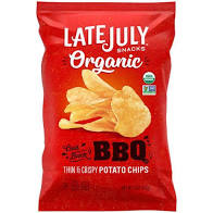 Late July BBQ Chips