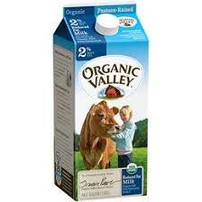 Organic Valley Whole Milk 2%