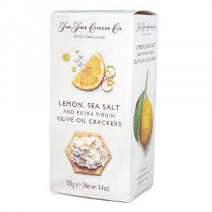 Lemon Sea Salt EVO Cracker