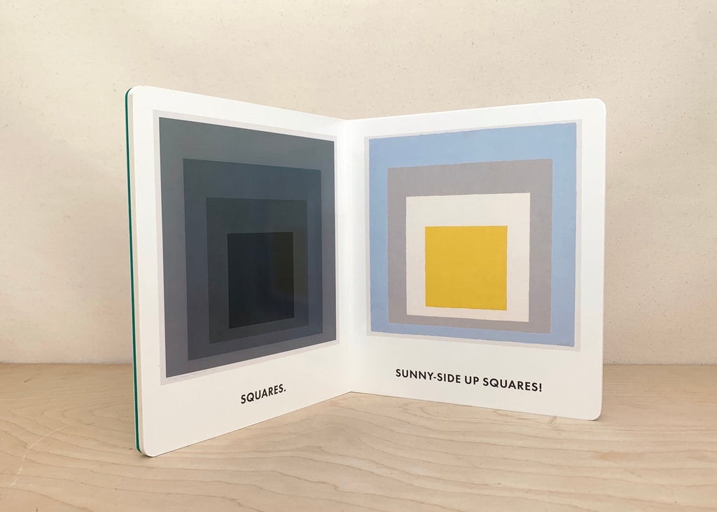 Shapes & other shapes with Joseph Albers