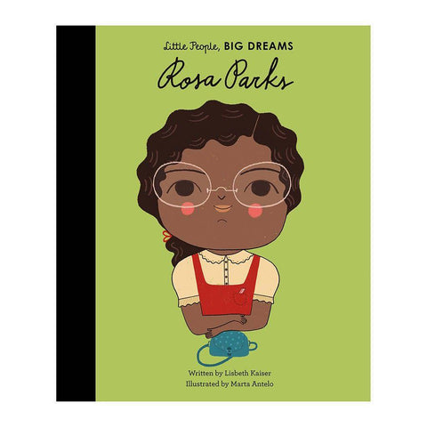 Rosa Parks - Little People, Big Dreams Book