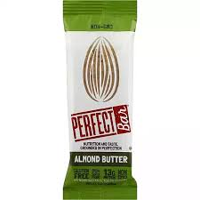 Perfect Bar, Almond Butter