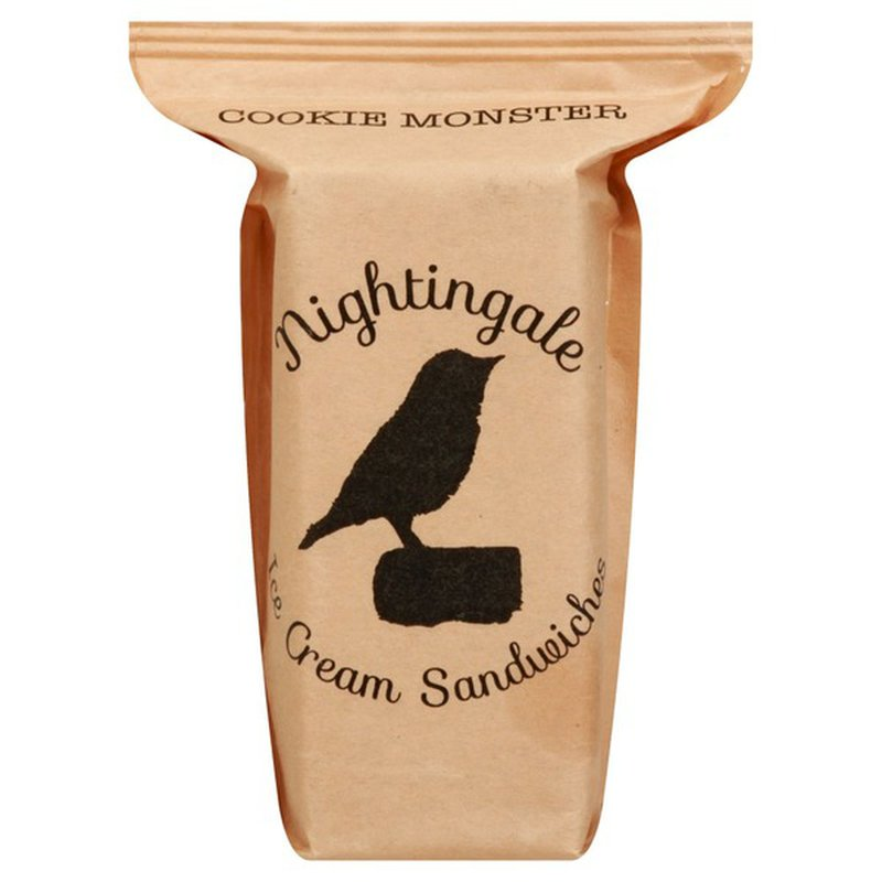 Nightingale Ice Cream Sandwich
