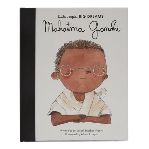 Mahatma Gandhi - Little People, Big Dreams Book