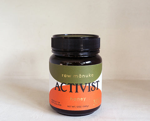 Activist Raw Mānuka Honey 300+ MGO