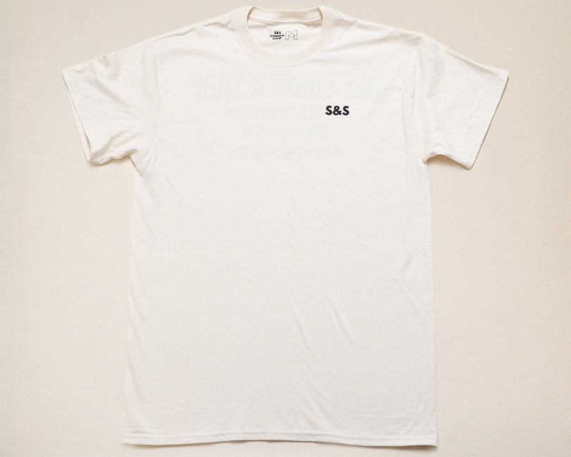 S&S Corner Shop T-Shirt - Natural