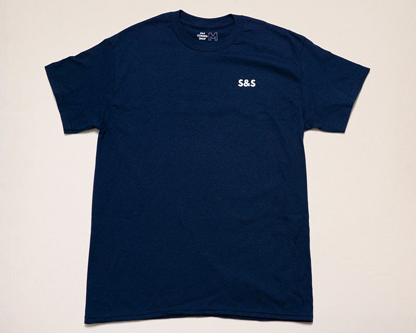 S&S Corner Shop T-Shirt - Navy