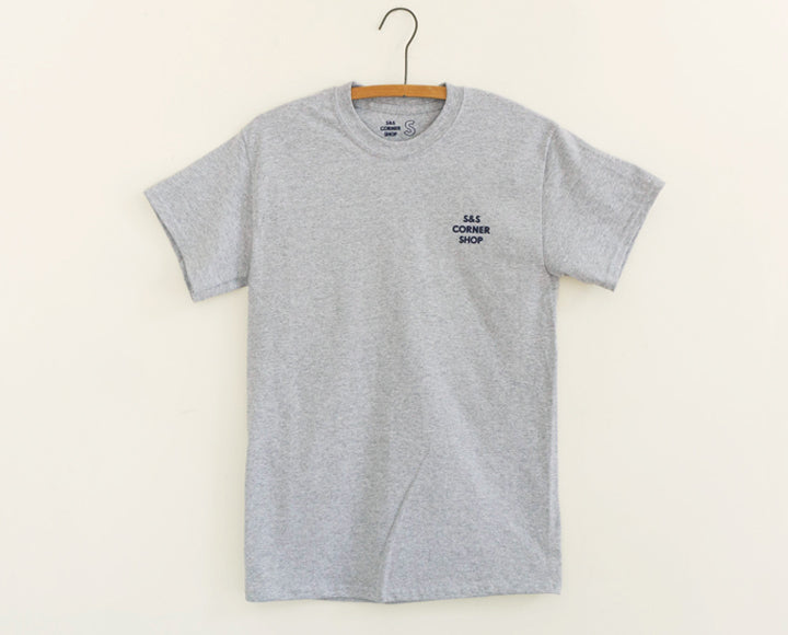 Best In Town T-Shirt - Gray