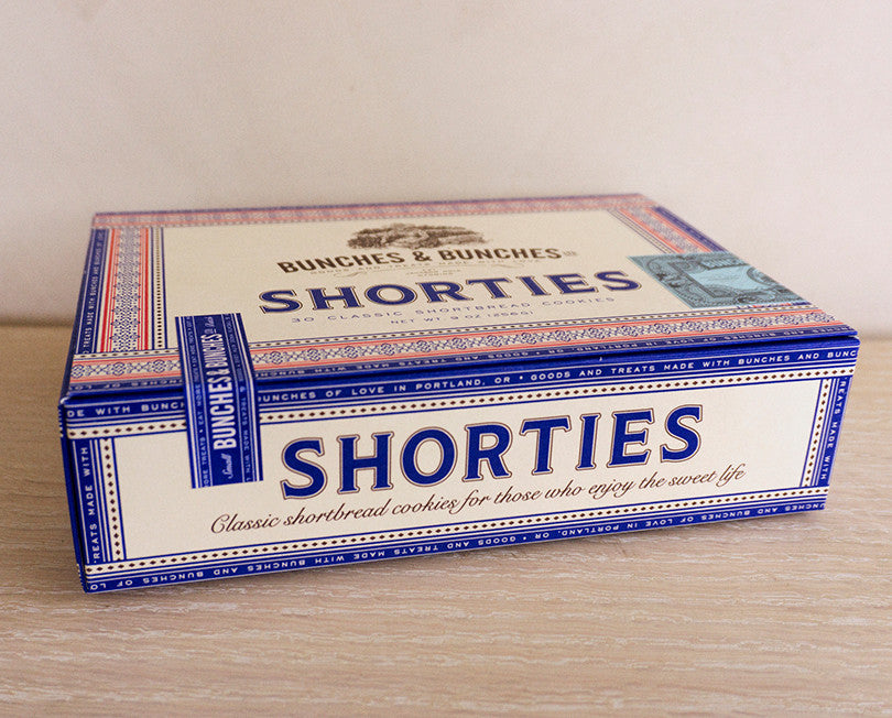 Shorties Shortbread Cookies