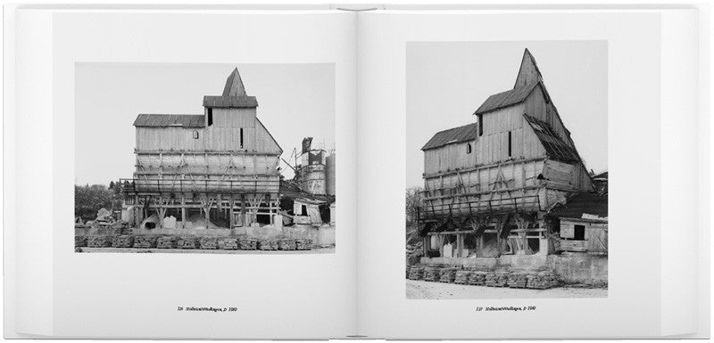 Stonework And Lime Kilns - Bernd & Hilla Becher