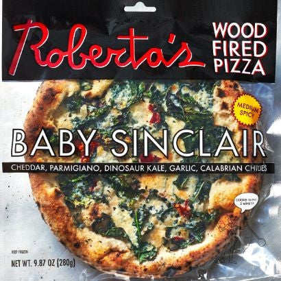 Roberta's Baby Sinclair Pizza