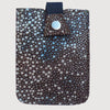 Printed Stingray Pattern Credit Card Case