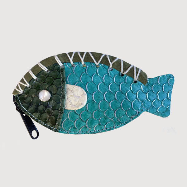 Fish-Shaped Coin Purse
