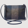 Dots / Leather Crossbody - Shoulder Handbag