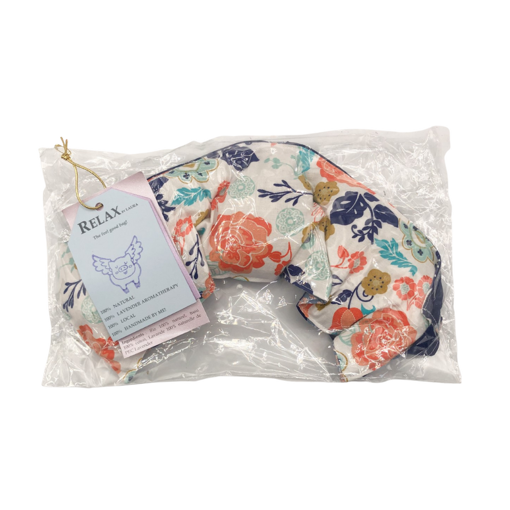 Floral Relax Bag
