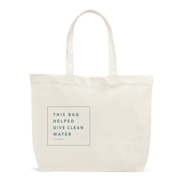 This Bag Helped Give Clean Water