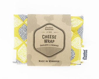 Eco-Friendly Cheese Wraps