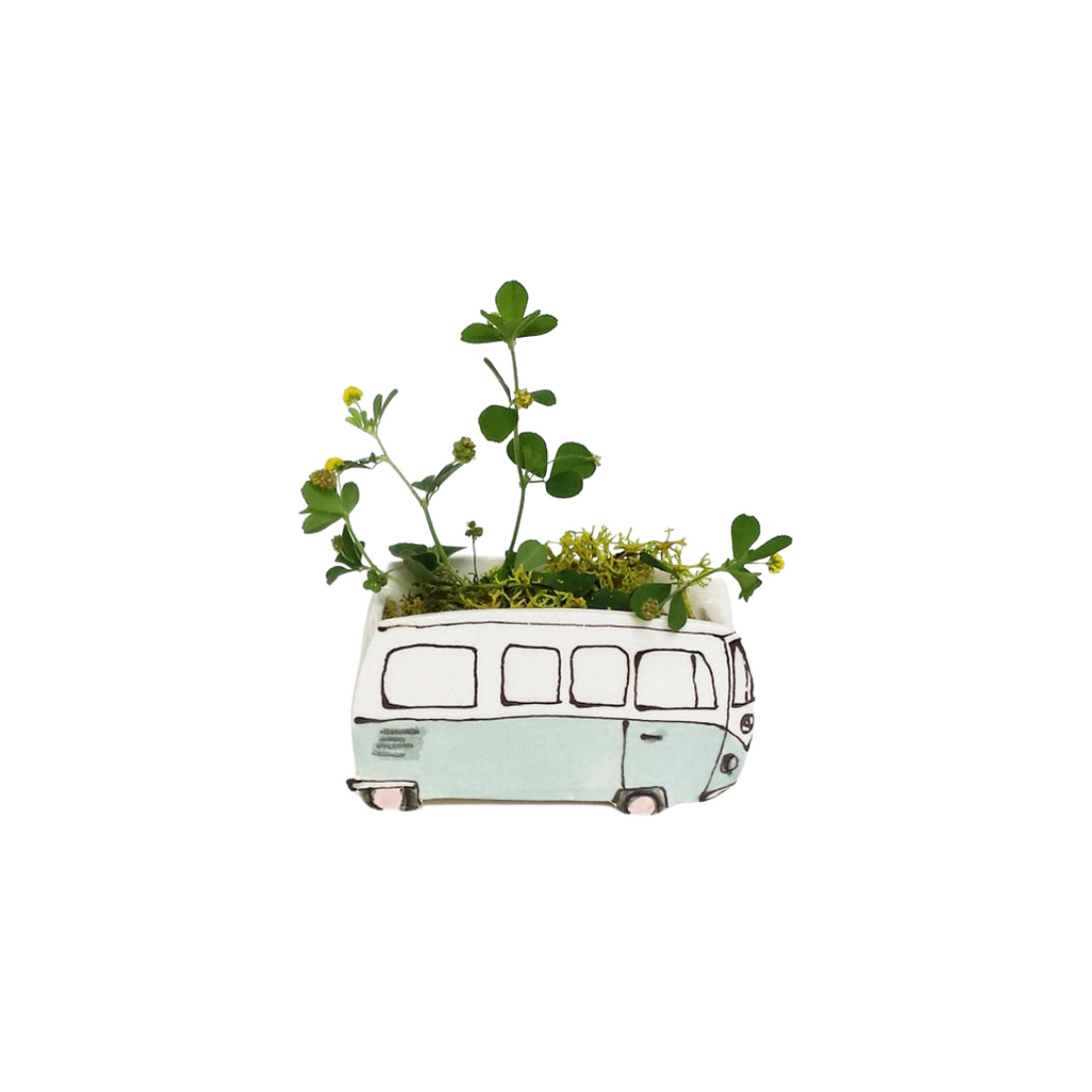 Westfalia Planter - Light Blue