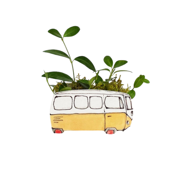 Westfalia Planter - Yellow