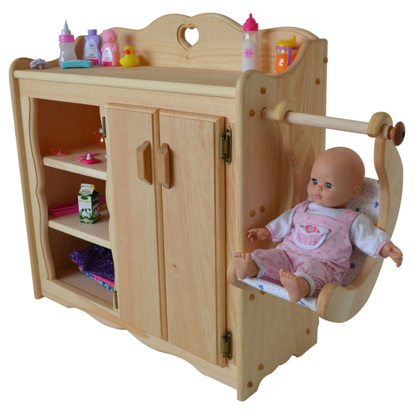 Dollyu0027s Changing Table