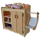 Dolly's Changing Table-Elves & Angels