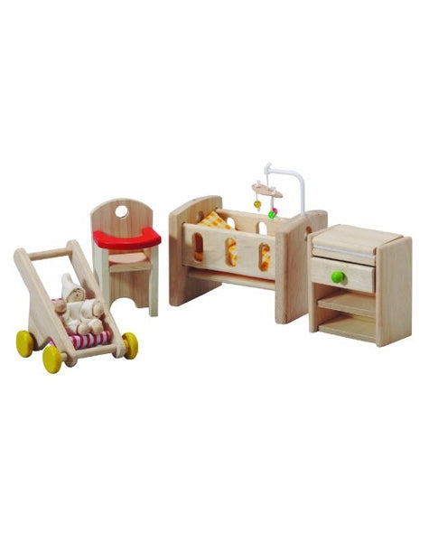 Natural Classic Nursery Furniture-Elves & Angels