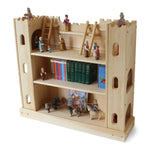 NEW Jason's Castle Bookcase-Elves & Angels