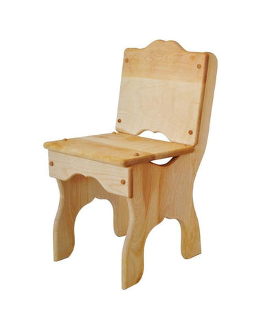 Downeast Cottage Chair-Elves & Angels