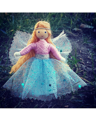 Sparkle Fairy Pink & Blue-Elves & Angels