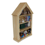 NEW Kaylah's Dollhouse Bookcase-Elves & Angels