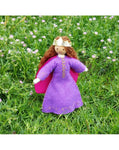 Natural Dollhouse Princess Doll-Elves & Angels
