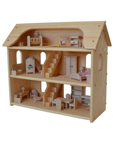 Seri's Dollhouse Set-Elves & Angels