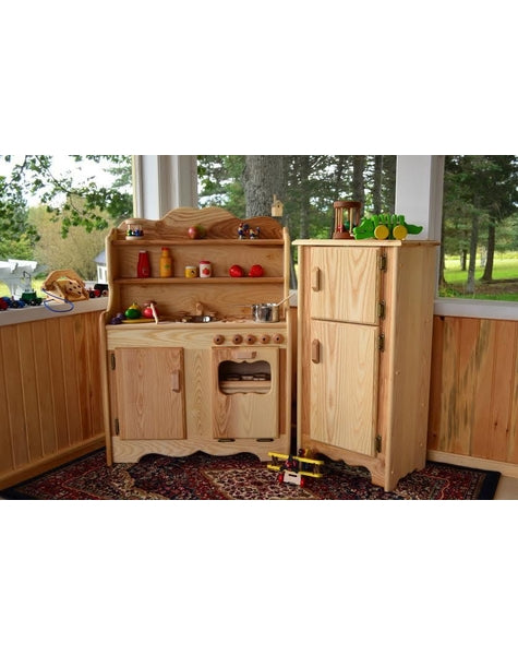 Sylvie's Kitchen in Hardwood-Elves & Angels