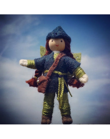 Adventure Fairy Doll Skylark-Elves & Angels