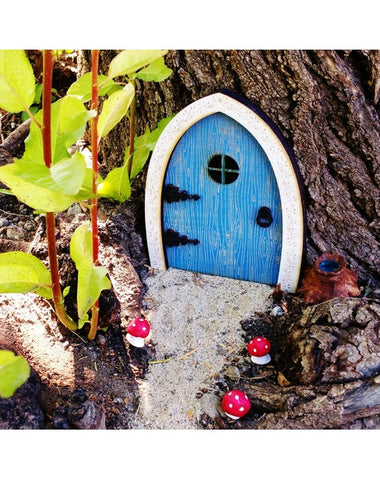 Sparkle Fairy Door-Elves & Angels