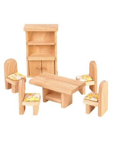 Natural Classic Dining Room Furniture-Elves & Angels