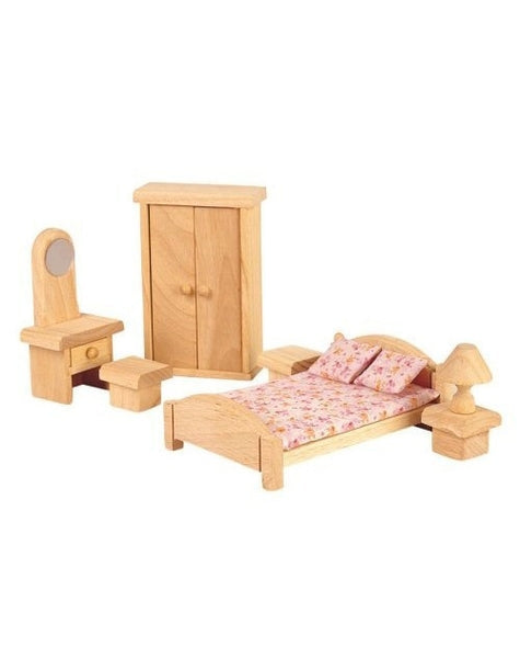 Natural Classic Master Bedroom Furniture-Elves & Angels