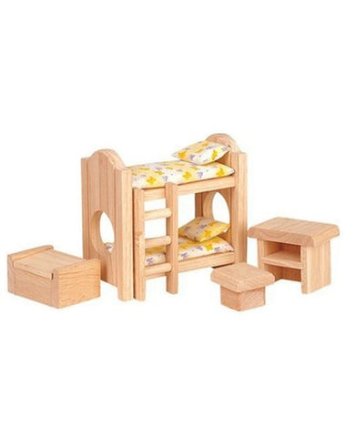 Natural Classic Children's Bedroom Furniture-Elves & Angels