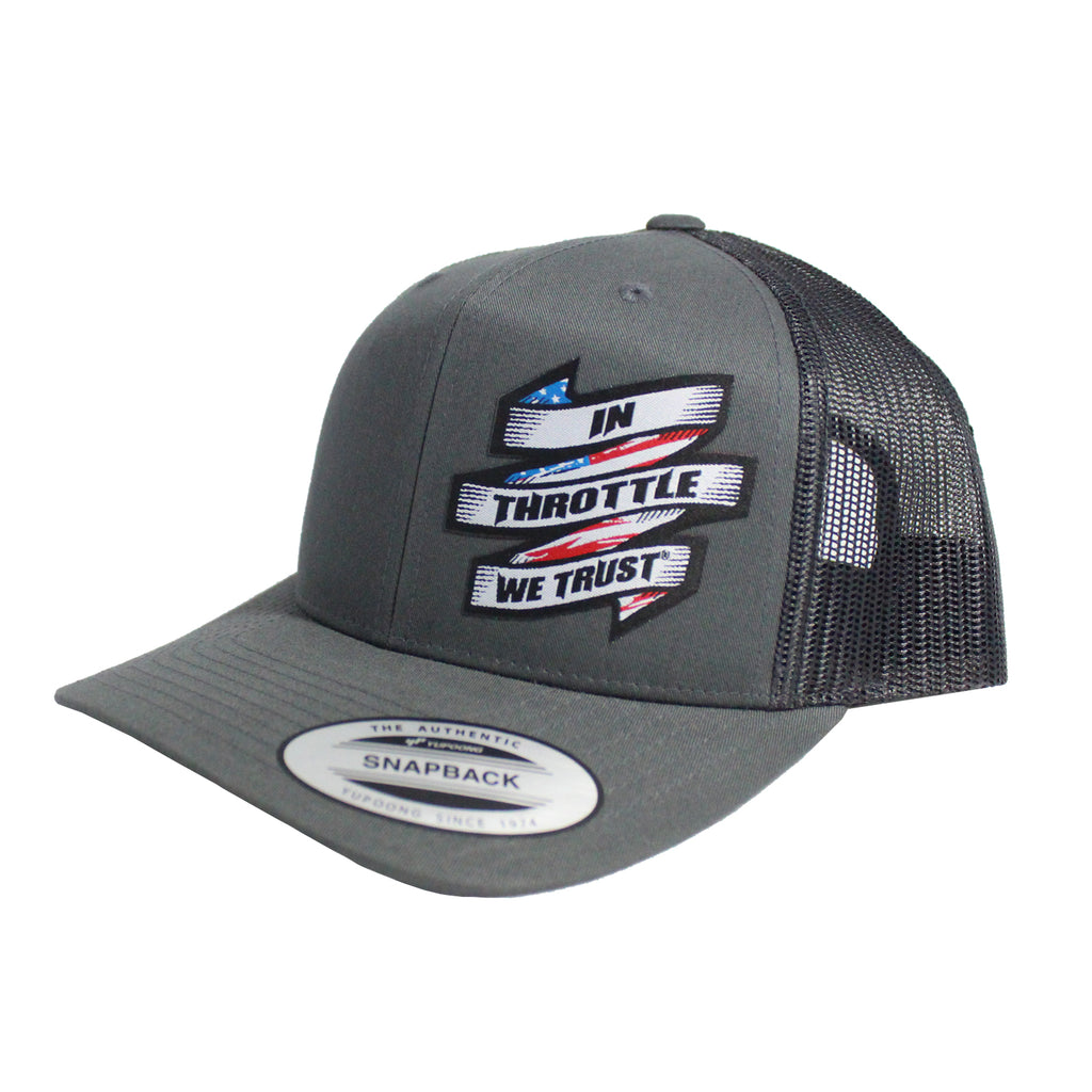 ITWT Banner Retro Trucker Hat