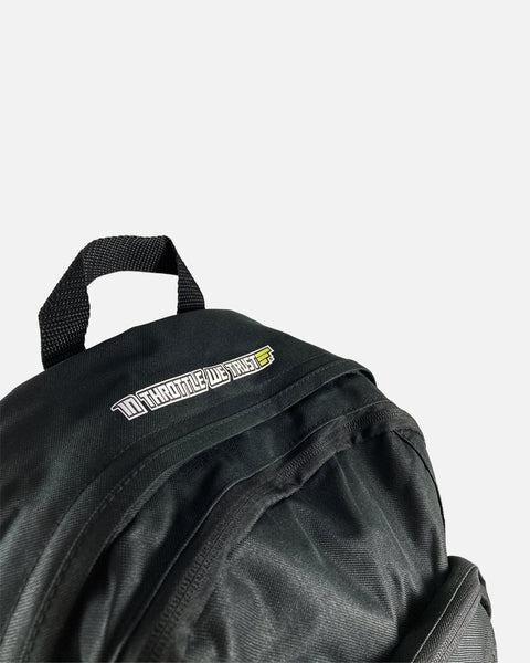 STACKED BACKPACK - BLACK