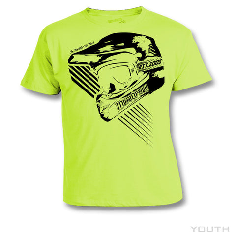 Youth MotoHead Tee