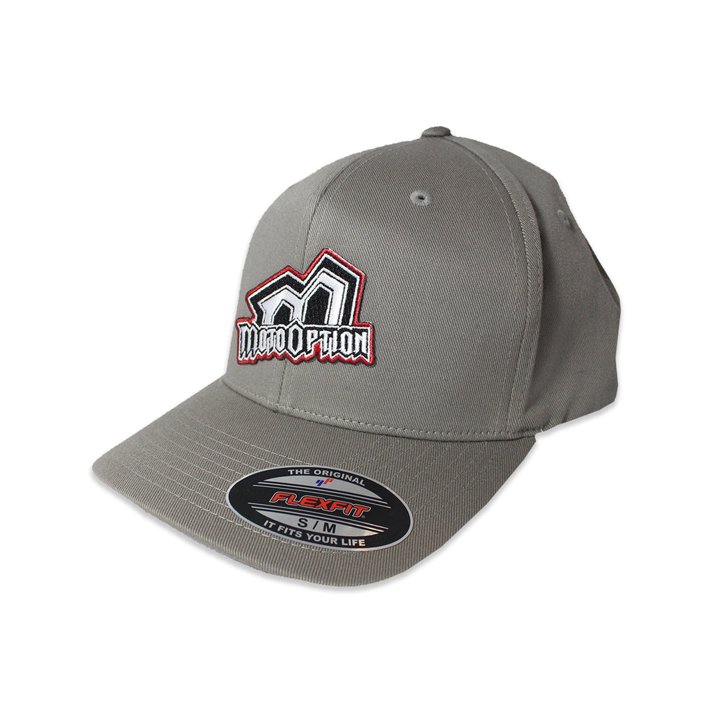 Corp M Flexfit Hat - Gray