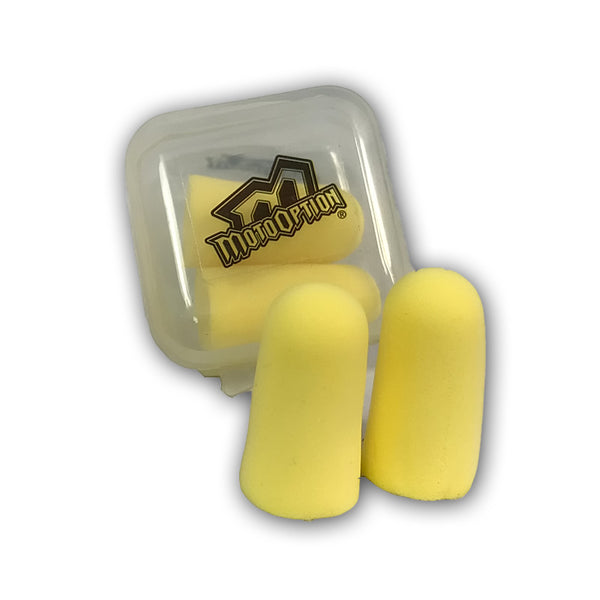MotoOption Earplugs
