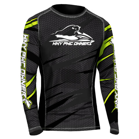 WNY PWC 2021 Rash Guard  RELAXED FIT - PRE ORDER