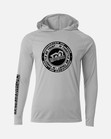 STATEMENT LIGHTWEIGHT COOLING PERFORMANCE HOODIE
