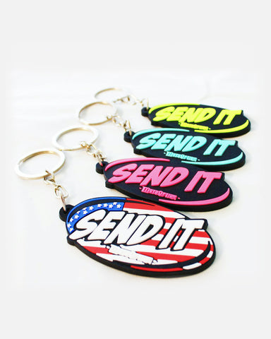 SEND IT KEY CHAIN