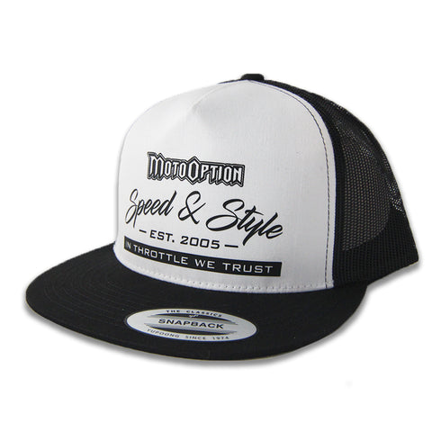 Speed and Style Trucker